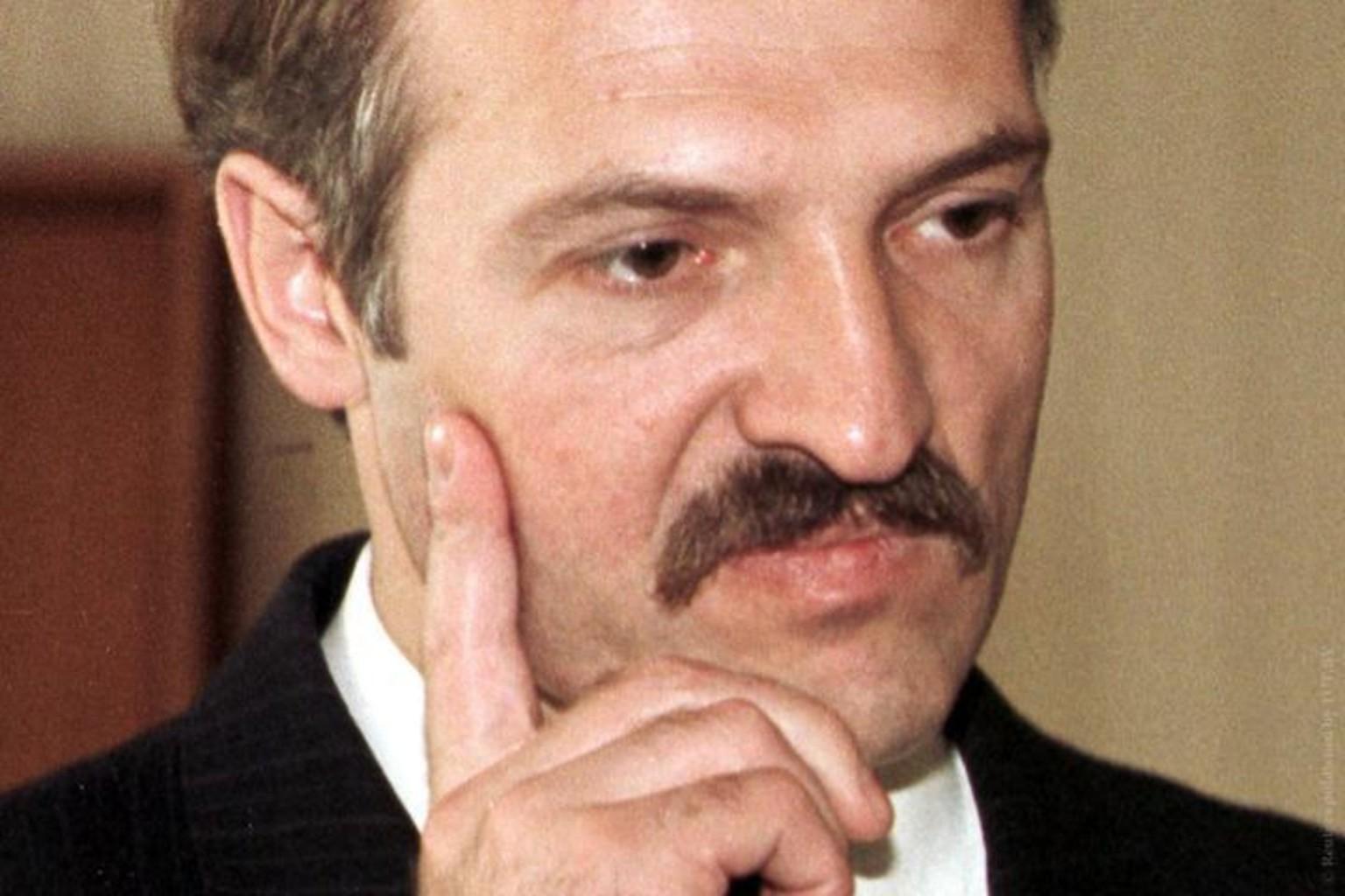 Lukashenko 1994 reuters