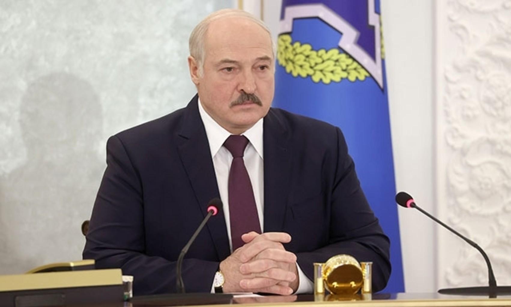 Lukashenko sovet odkb 2020