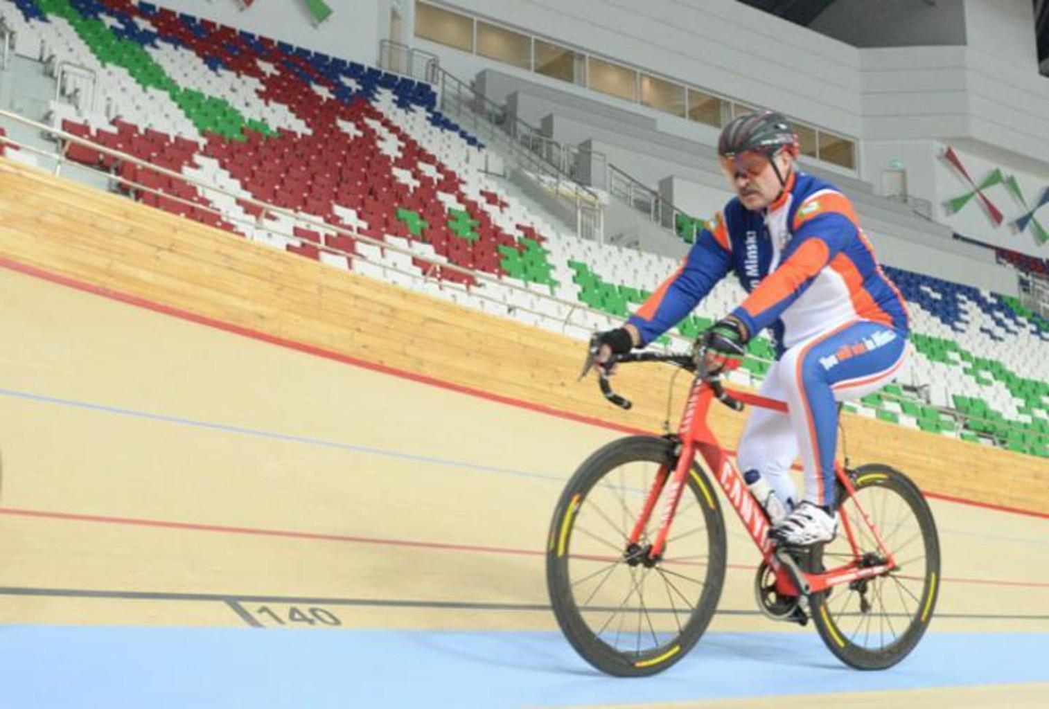 Lukashenko velotrek