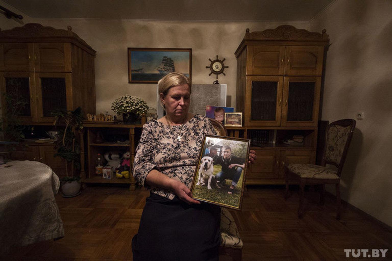 Завремя следствия скончался один потерпевший ипогиб свидетель— Мать Александра Коржича