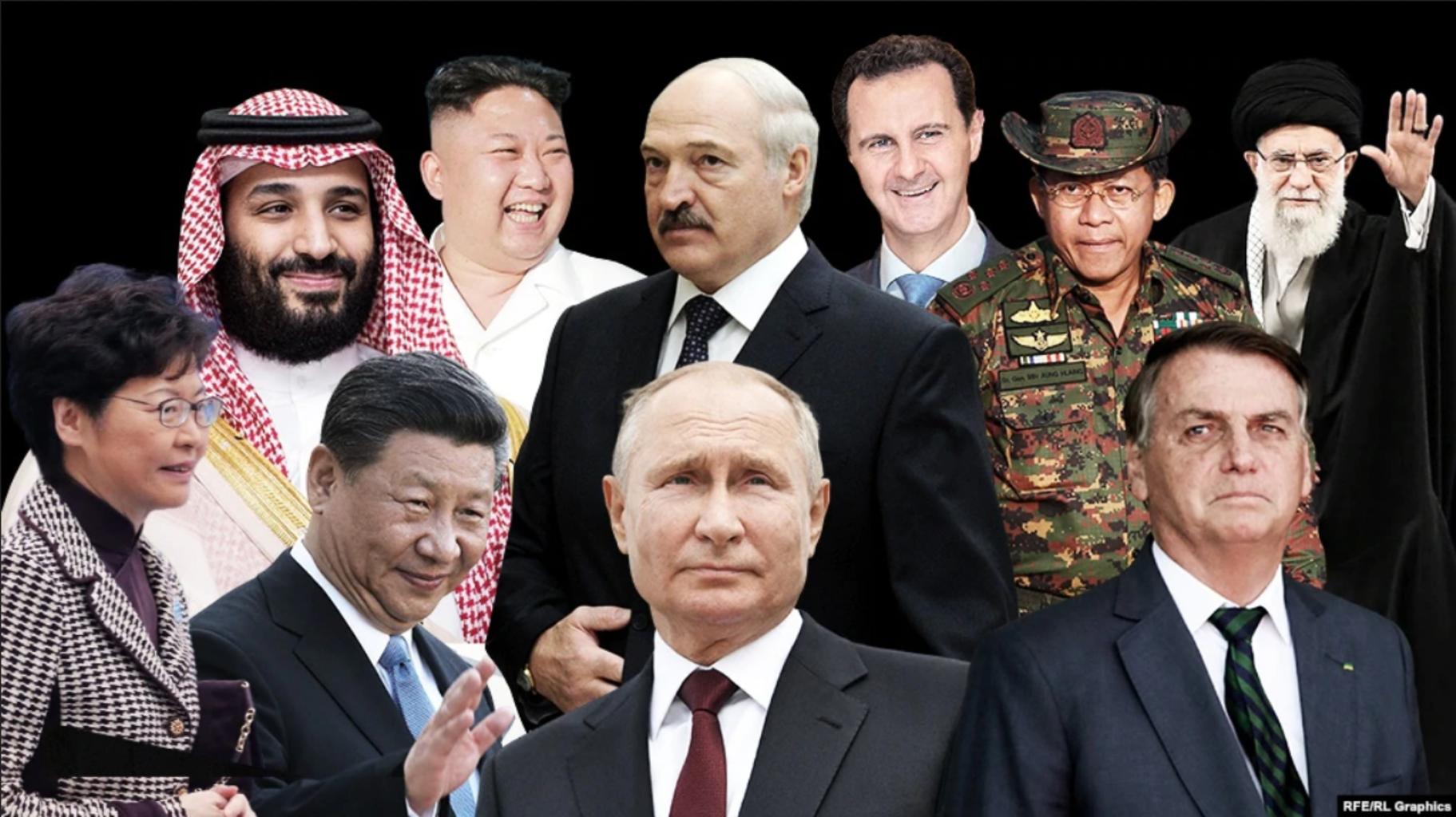 Хищники против СМИ