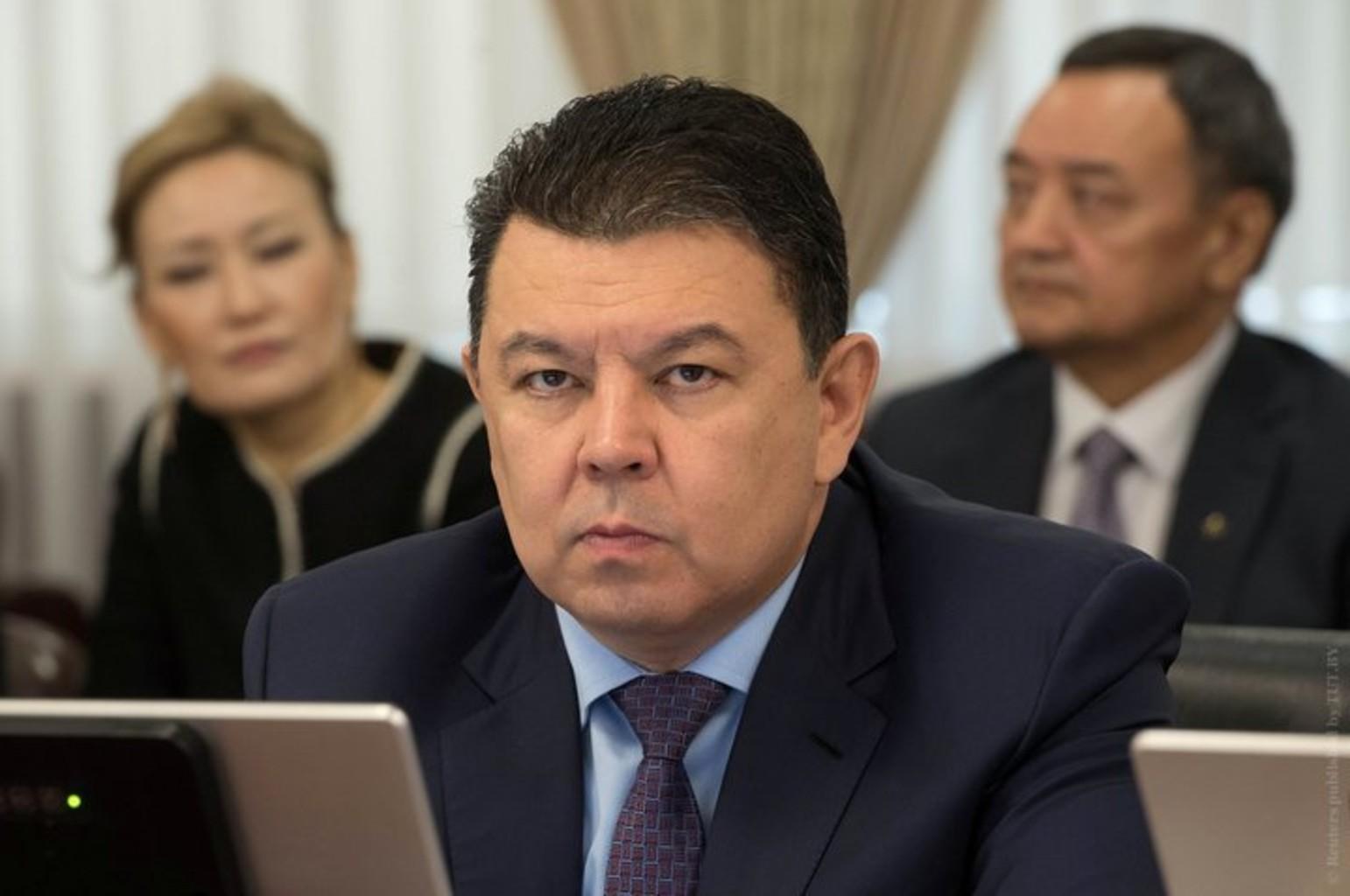 Канат Бозумбаев. Фото: Reuters