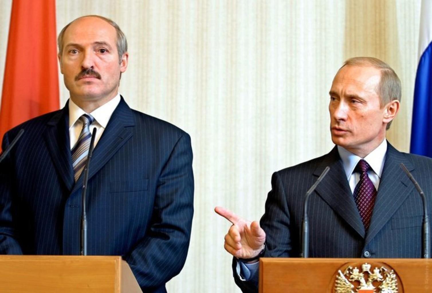"""Спецоперация по """"укрощению строптивого"""" батьки Лукашенко завершена"""