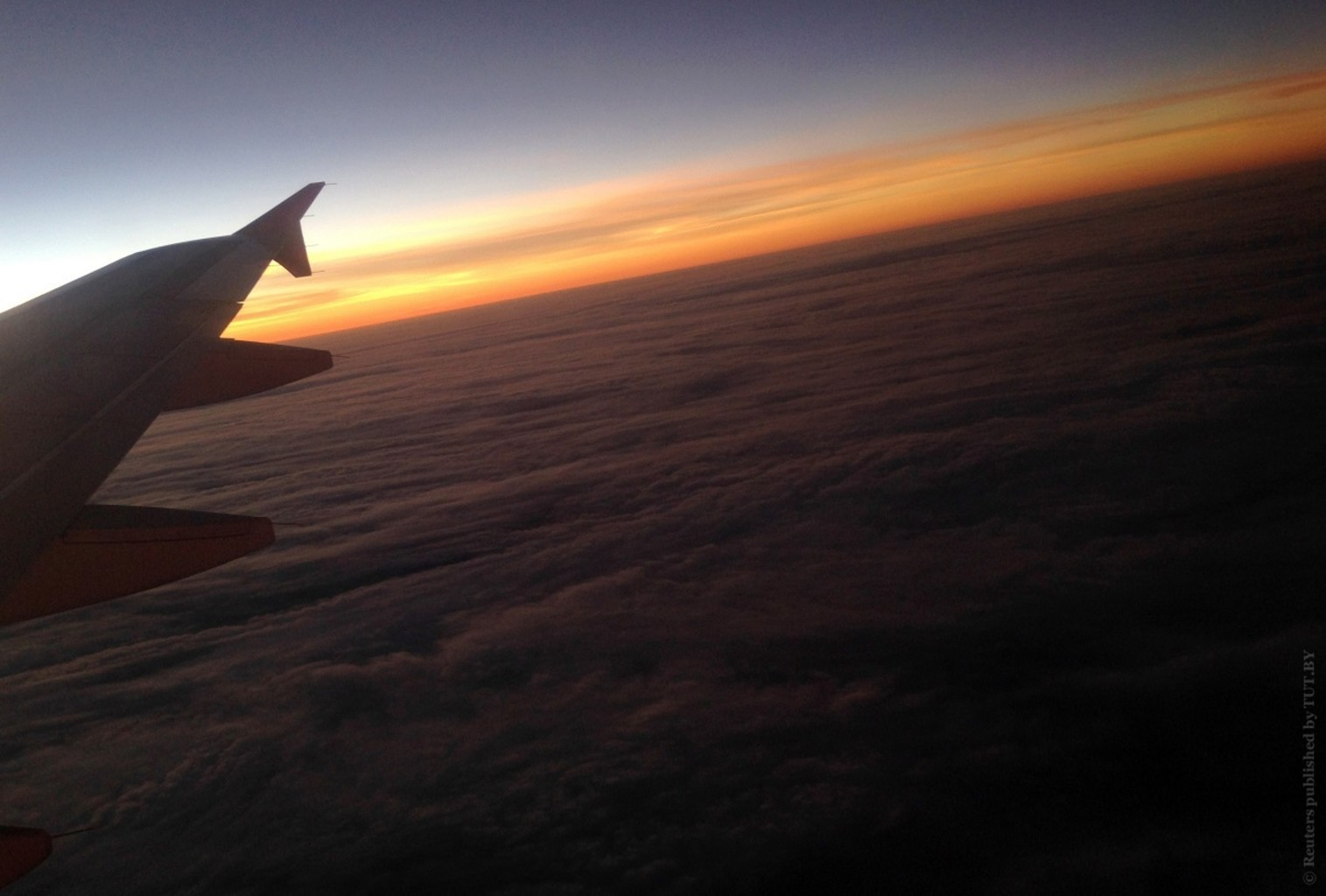 Samolet nebo