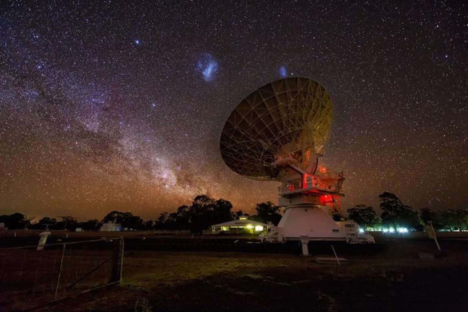 Searching lmc mikesalway teleskop 1