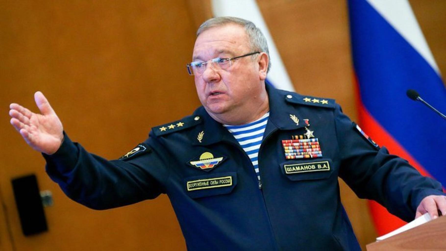 Владимир Шаманов, фото: сайт Госдумы РФ