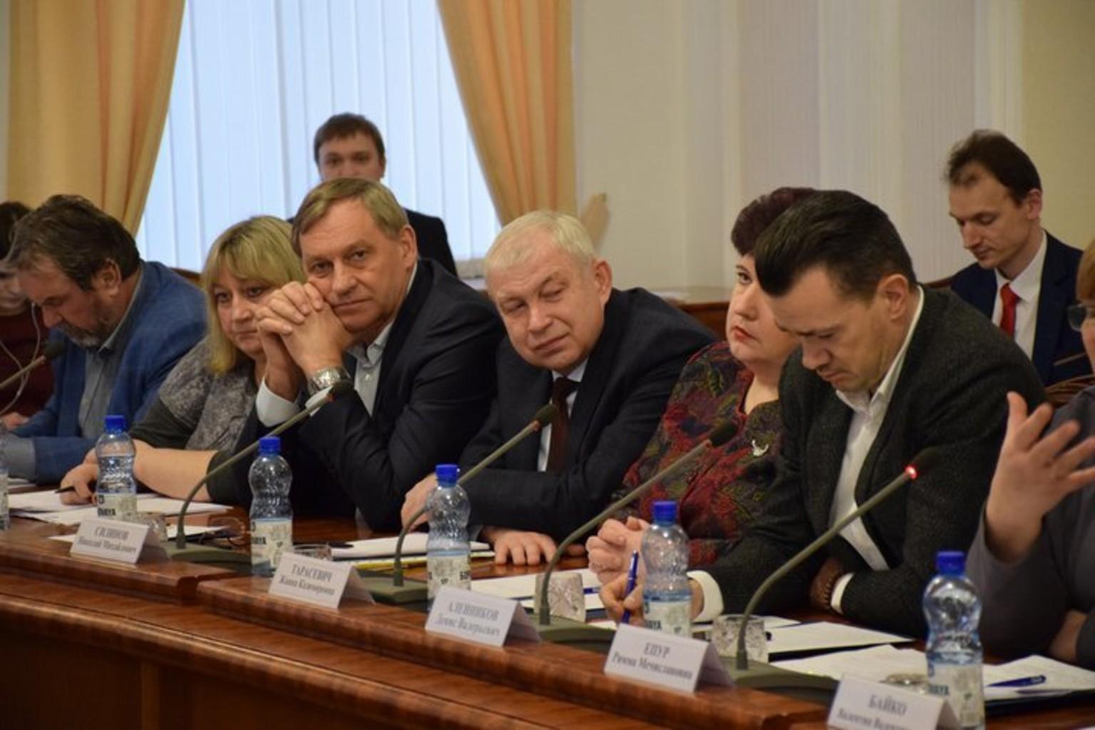 Фото: пресс-служба Совета по развитию предпринимательства