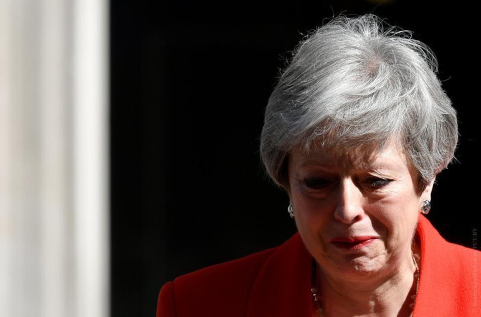 Тереза Мэй объявила о своей отставке с поста премьер-министра Великобритании. Фото: Reuters