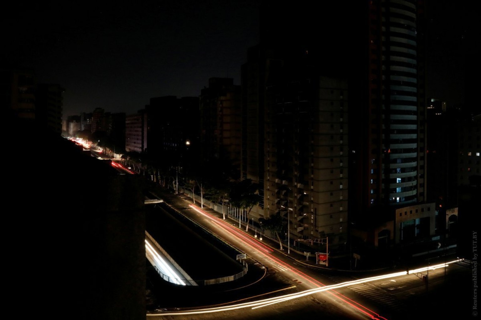 Venesuela svet blekaut 032019