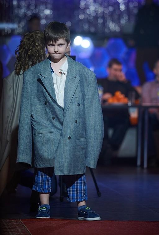 Детский театр моды «VershinA» выступил с показом своих коллекций в Минске