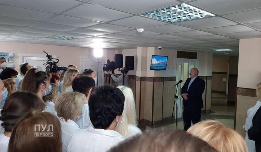 «Народ должен решать». Лукашенко предложил сделать Всебелорусское народное собрание конституционным органом