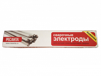 Электроды сварочные Ресанта МР-3 3мм 1кг