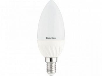 Светодиодная лампа E14 Camelion LED3-C35/845/E14 холодный
