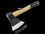 Топор Stayer кованый с деревянной рукояткой, 0.8 кг (20610-08)