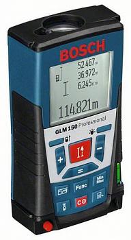 Дальномер лазерный Bosch GLM 150 (0.601.072.000)