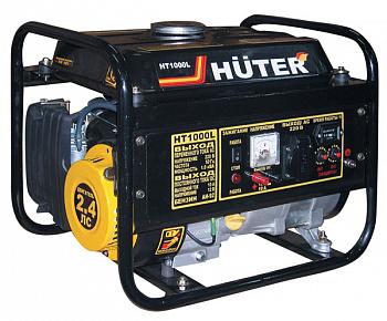 Генератор бензиновый Huter HT1000L