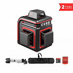 Уровень лазерный ADA CUBE 3-360 PROFESSIONAL EDITION