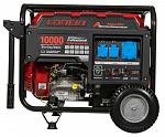 Генератор бензиновый Loncin LC10000D-AS