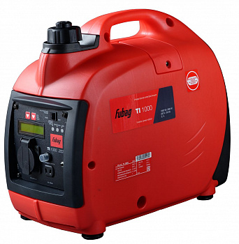 Генератор бензиновый Fubag TI 1000 (838978) (900 Вт)