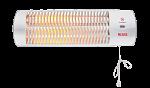 Обогреватель инфракрасный Ресанта ИКО-1500Л (кварцевый)