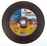 Круг шлифовальный по металлу Луга-Абразив 230x6.0x22