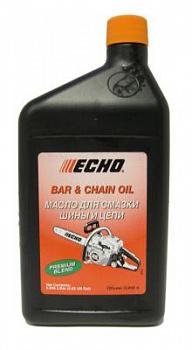 Масло для смазки цепи и шины ECHO PREMIUM B&C 0.95л 6459013