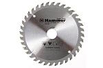 Диск пильный по дереву Hammer CSB 130x20/16мм 36T