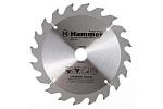 Диск пильный по дереву Hammer CSB 160x20/16мм 20T