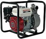 Мотопомпа Honda WB20 для слабозагрязнённой воды