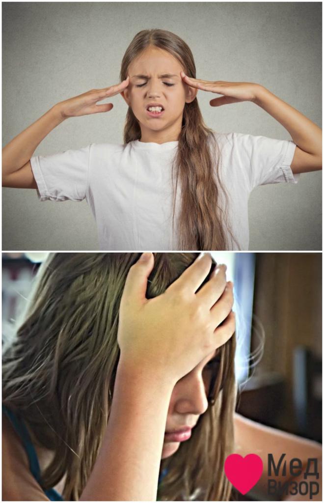 Жевательная резинка провоцирует головную боль у детей