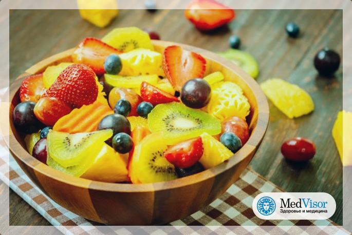 Можно ли кушать фрукты при геморрое