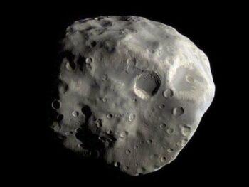Оказывается, у астероида есть спутник!