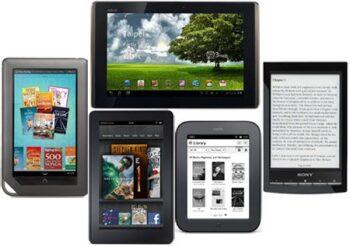 Электронная книга или интернет-планшет?