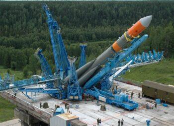 На космодроме Плесецк готовы к запуску спутников для ЕКС