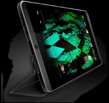 NVIDIA Shield Tablet — планшет для геймеров
