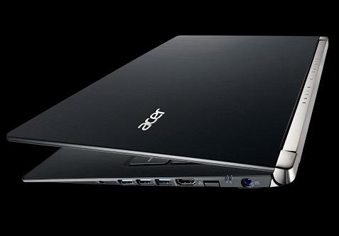 Acer выпустил мощный ноутбук с 4К дисплеем