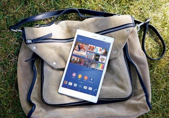 Sony работает над 12-дюймовым планшетом