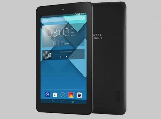 Alcatel предложил 4G планшет OneTouch Pop 7 всего за $150