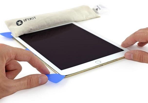 Ребята из iFixit разобрали Ipad Air 2 (фото и видео)