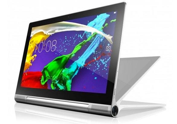 Lenovo выпустил планшет Yoga Tablet 2 Pro со встроенным проектором