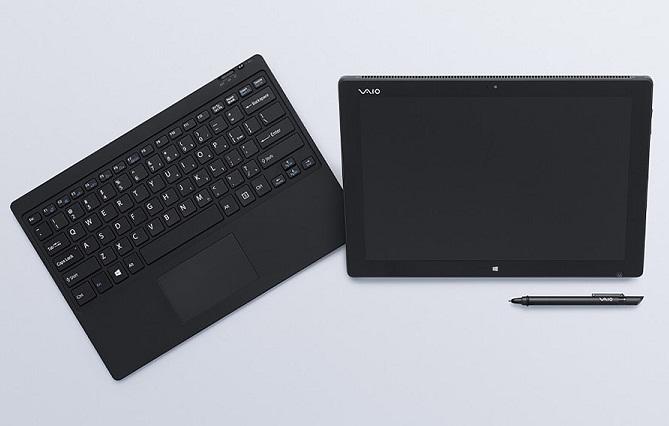 Vaio разработал свой первый гибридный планшет без Sony