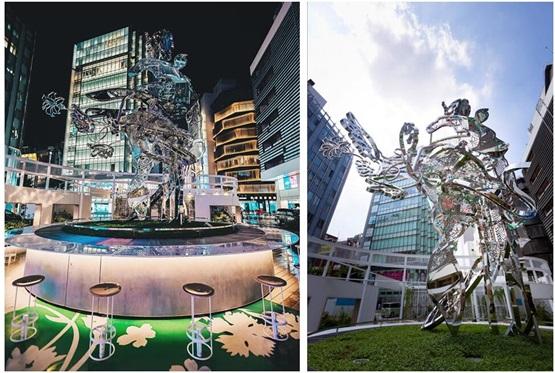 Ханао-Сан, новый колорит и новое пространство для общения в Синдзюку