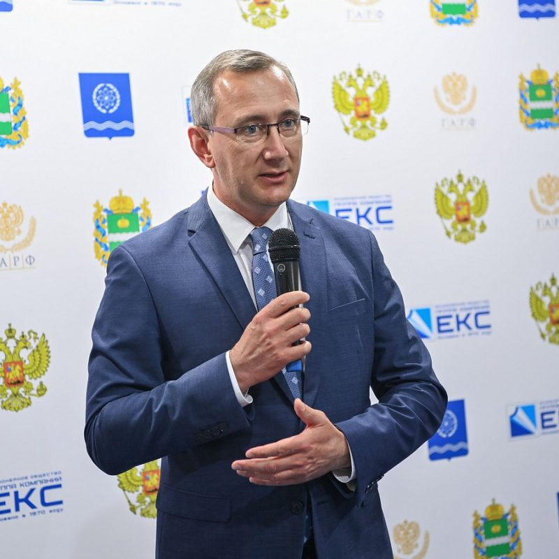 Губернатор Калужской области приветствовал строительство в Обнинске нового филиала Архивной службы РФ
