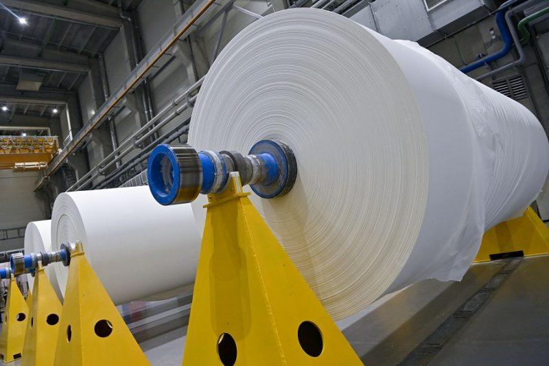 ООО «Архбум тиссью групп» будет производить в Калужской области 70 тысяч тонн санитарно-гигиенических изделий в год