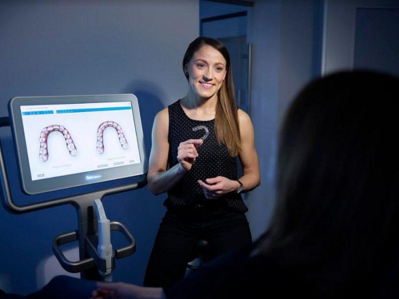 Align Technology представит уникальный интраоральный сканер iTero на Дентал-Экспо