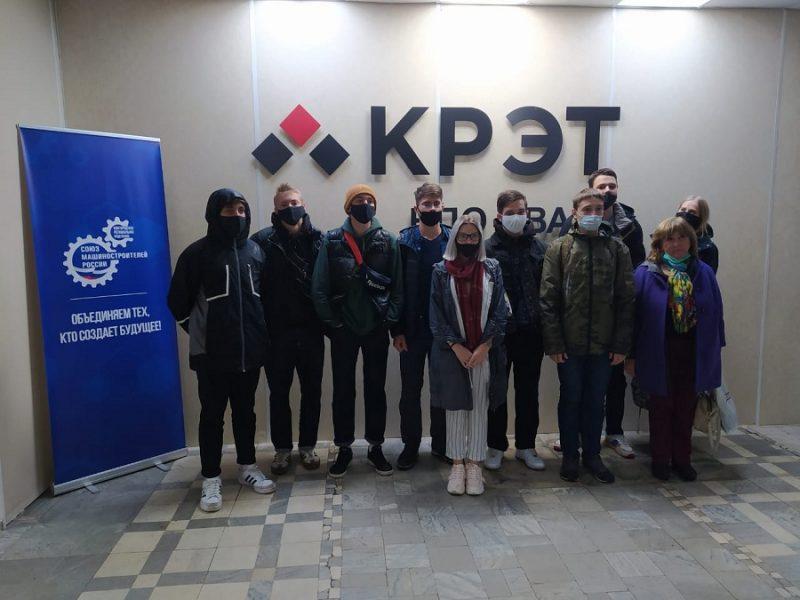 Предприятия КРЭТ проводят в рамках «Недели без турникетов» экскурсии для учащихся