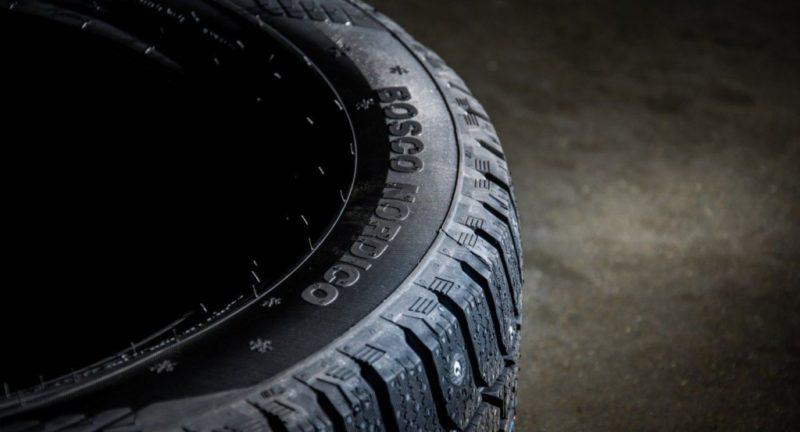 В ассортименте Viatti представлены шипованные шины для легковых автомобилей