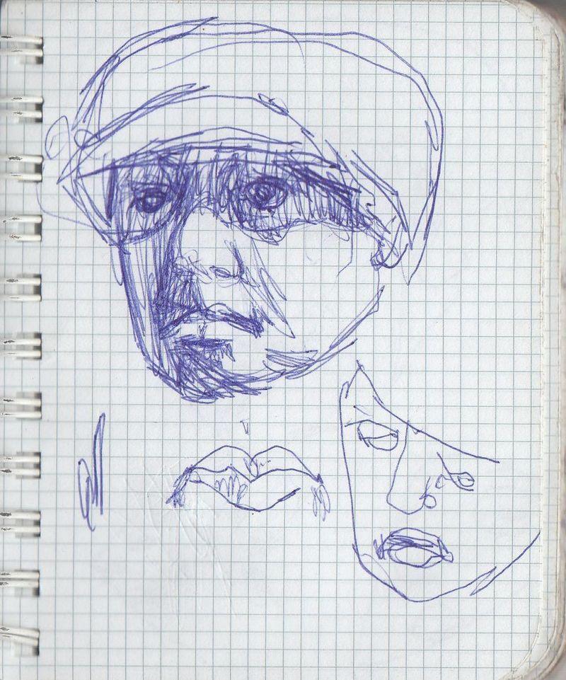 Блокнот Виталия Черепанова 2014 года
