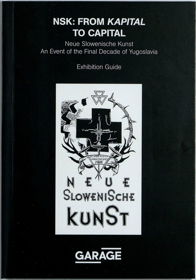 NSK: From Kapital to Capital