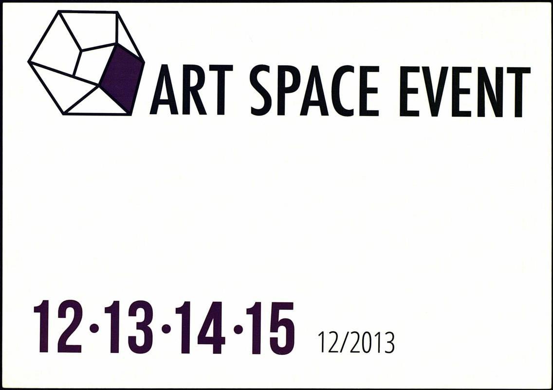 Art Space Event. Weekend галерей современного искусства